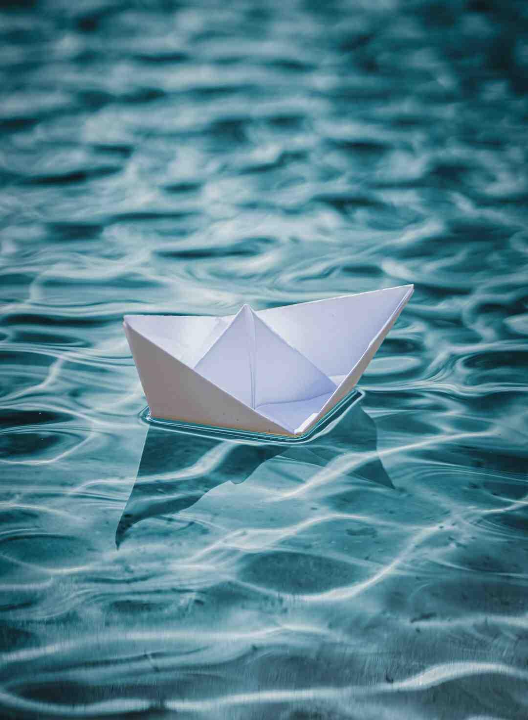 Comment faire des bateaux en papier