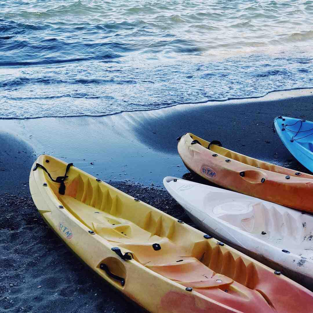 Comment ranger un kayak
