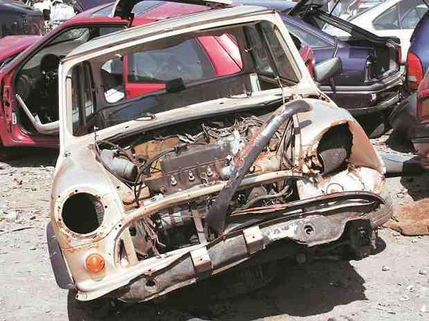 Comment procéder pour mettre une voiture à la casse ?
