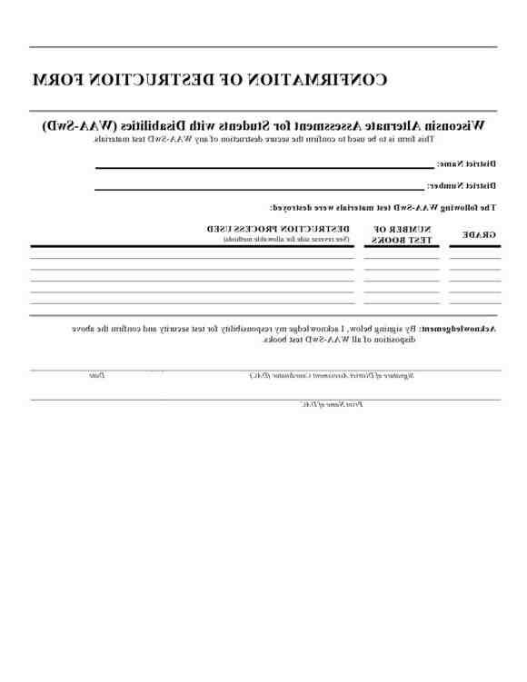 Comment récupérer un certificat de destruction ?