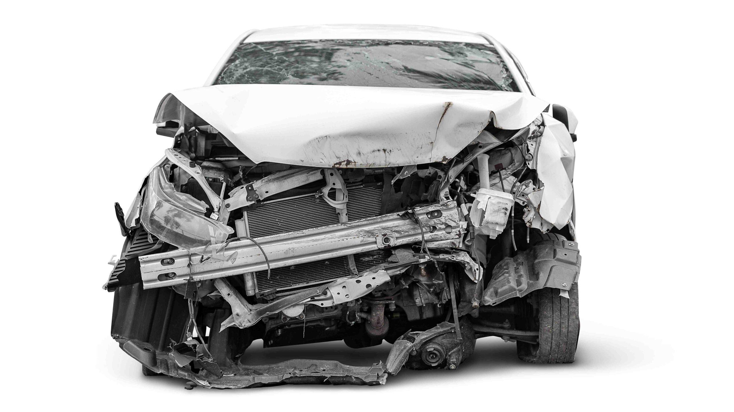 Comment se débarrasser d'une épave de voiture ?