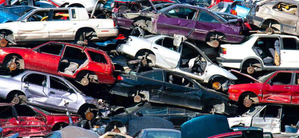 Comment se débarrasser d'une voiture à la casse ?